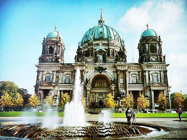 Fra studieturen til Berlin